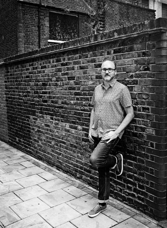 Portrait of Joakim Borgstrom by Julian Hanford