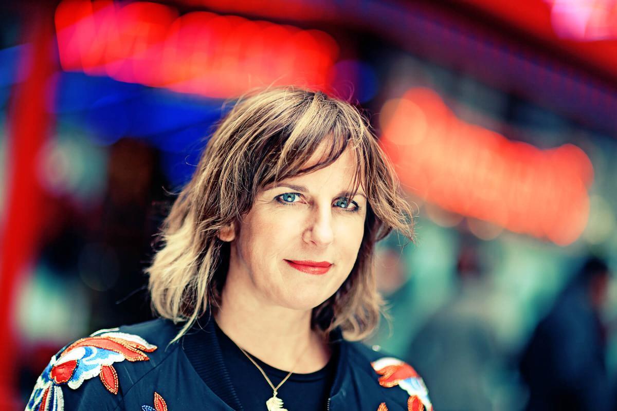 Portrait of Lisa Merrick-Lawless by Julian Hanford