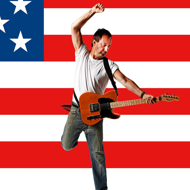 Not Bruce Springsteen by Julian Hanford
