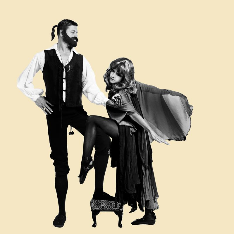 Not Fleetwood Mac by Julian Hanford