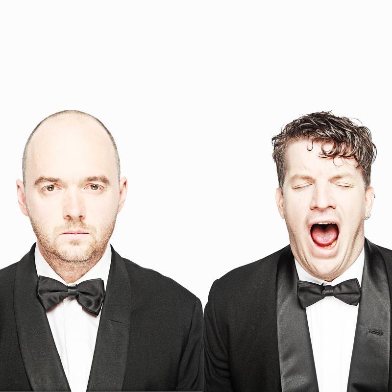 Not Pet Shop Boys by Julian Hanford