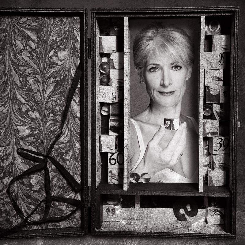 Portrait of Rosie Arnold by Julian Hanford