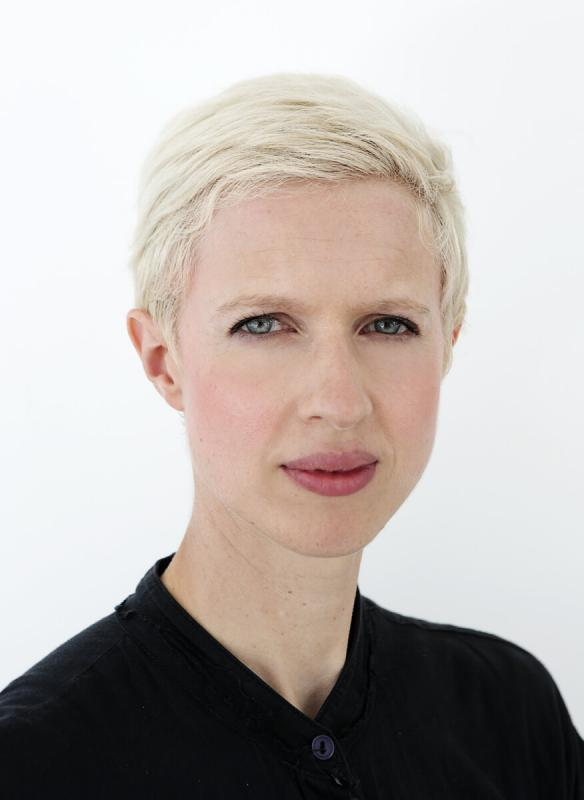 Portrait of Sarah Watson by Julian Hanford